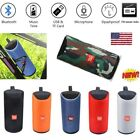 Bluetooth Speaker Waterproof Portable Outdoor Wireless  speaker 7 colors with TF
