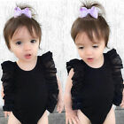 Newborn Baby Girls Infant Romper Jumpsuit Bodysuit Sunsuit Clothes Outfit New