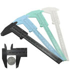Plastic Vernier Caliper Ruler For Permanent Makeup Tattoo Eyebrow Tool Sanwood