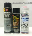 Lil' Daddy Roth Rattle Bomb Daffodil Killer Aerosol Primer and Clear Kit