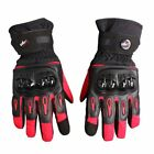 Pro Waterproof Touchscreen Motorcycle Motocross Racing Riding Full Finger Gloves
