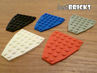 5 x LEGO Boat Bow Plates 7x6 (Part 2625) + SELECT COLOUR ++ FREE POSTAGE