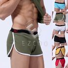 Men's Comfy Sexy soft Underwear Boxer Briefs Shorts Bulge Pouch Undershorts HC