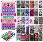Samsung Galaxy Grand Prime IMPACT TUFF HYBRID Case Skin Phone Covers Accessory
