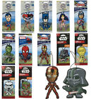 New DC Marvel Comics Star Wars Wiggle Air Freshener Vanilla / Dark Ice Scent $10.57 CAD