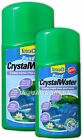 TETRA POND CRYSTAL WATER GARDEN FISH POND TREATMENT 250ML 500ML CLEARS WATER