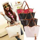 New Women Hobo Shoulder Bag Messenger Purse Satchel Tote Bag Tassel Handbag DZ8