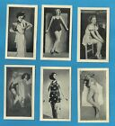 Hills original cigarette cards - MODERN BEAUTIES - 1939