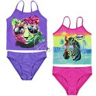 Baby Girls Kid 2 Piece Tankini Bikini Swimwear Bathers Swimmers Swimsuit Set 3-7