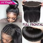 13*4 Full Frontal Brazilian Virgin Human Hair  Lace Closure With Baby Hair F05