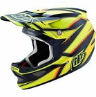 NEW 2016 TROY LEE DESIGNS TLD D3 CARBON REFLEX MTB HELMET YELLOW ALL SIZES