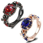 CHIC Hot New Fashion European Style Women's Decoration Zircon Flower Party Ring