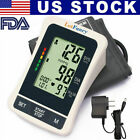 Automatic Digital Arm Blood Pressure Monitor BP Cuff Gauge Large Machine Device
