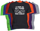 35th Birthday Shirt Happy Birthday Gift Customized Birthday T-Shirt