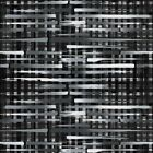 BLACK WHITE & BRIGHT WOVEN MAT HENRY GLASS FABRIC QUILT FREE OZ POST *