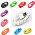 1M Data Sync Charging Charger Cable for iPhone 5 5S 5C 6 Plus iPod Touch