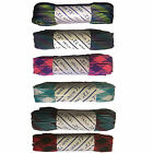 "COLORFUL ROLLER SKATE LACES STANDARD WIDTH 72"" LONG - SOLD AS A PAIR"