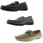 Moda Essentials Revenant Men's Designer Slip On Loafers Assorted Styles Avail