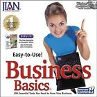 JIAN Business Software Tools PC Windows XP Vista 7 SEALED New