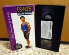 DR-HO'S MUSCLE MASSAGE instructional therapy VHS pain control Chiropractor