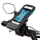 Motorcycle M10 Pitch Mirror Stud Mount + Waterproof Case for iPhone 7 Plus 5.5""