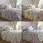 Dreams 'N' Drapes Patsy Floral Patchwork Reversible Bedspread, 195 x 229 Cm