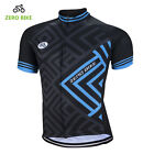 Men's Team Cycling Short Sleeve Tops Bicycle Jersey Racing Clothing Sportswear