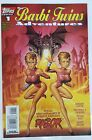 Barbi Twins Adventures #1   Topps Comics 1995 Flipbook  VF-