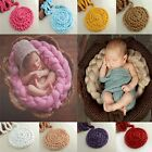 Newborn Baby Infant Photography Props Wrap Swaddling Twist Blanket Sleeping Bag