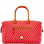 Dooney & Bourke MLB Angels Medium Duffle
