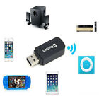 3.5mm USB Wireless Bluetooth 4.0 Music Audio Stereo Receiver Adapter Dongle DB S