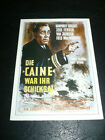 THE CAINE MUTINY, film card [Humphrey Bogart, Jose Ferrer, Van Johnson]