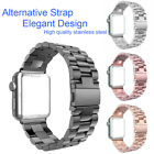 Watch Band Stainless Steel Strap iWatch Apple Watch 38/42mm Clasp Sport Edition