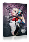 Suicide Squad Harley Quinn Baseball Bat Canvas Picture Print