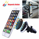 360 Rotation Magnetic Car Air Vent Holder Mount Cradle Stand For Cell Phone GPS