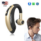 Wireless Bluetoot Headset In-Ear HD Stereo Handsfree with Noise Cancelling Mic