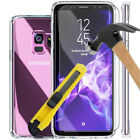 New ShockProof Silicone TPU Soft Case Cover for Samsung Galaxy S8 & S8 Plus