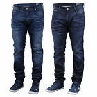 Mens DUCK And COVER Boxren Stretch Denim Jeans Tapered Fit Trousers Pants New