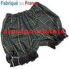Panty Ecossais, Culotte bouffante, Moulin rouge, French Cancan - Belle Epoque -