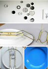 Plate Spring Holder Hanging Wire For Various Sizes Wall Hanger Art Decoration