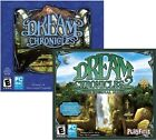 Dream Chronicles Hidden Object Puzzle Games PC Windows XP Vista 7 MAC Sealed