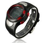 3D Sport Wrist Smart Watch Pulse Heart Rate Monitor Pedometer Calories Counter