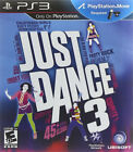 Just Dance 3 PS3 New Playstation 3