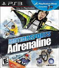 MotionSports: Adrenaline PS3 New Playstation 3