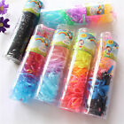 NEW Best Pop Tube Hair Tie Band Ponytail Holder Elastic Rubber Colorful SOL