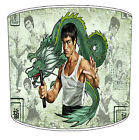 Lampshades Ideal To Match Bruce Lee Kung Fu Martial Arts Wall Decals & Stickers