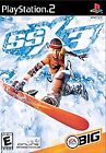 SSX 3 (Sony PlayStation 2, 2003) *USED*