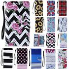 Wallet Card Holder Cover Flip Leather Case for Samsung Galaxy S4