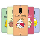 HEAD CASE DESIGNS YUMMY DOODLE HARD BACK CASE FOR NOKIA 6