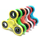 Pro Fidget Spinners - Super Smooth Long Spins ADHD Stress Steel EDC Tri Spinner